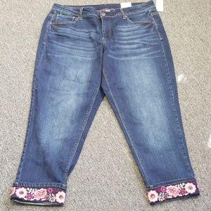 Terra & sky jeans